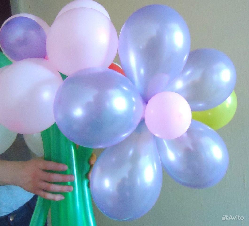 Поделки из ненадутых шариков своими руками 13