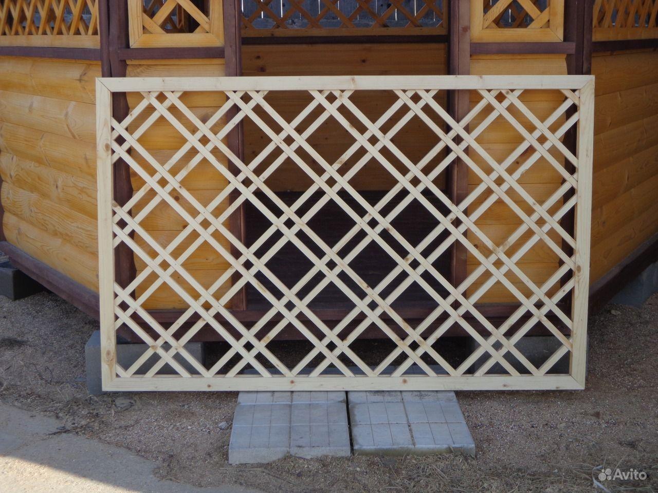 Деревянная решетка своими руками: мастер-класс с пошаговыми фотографиями 44