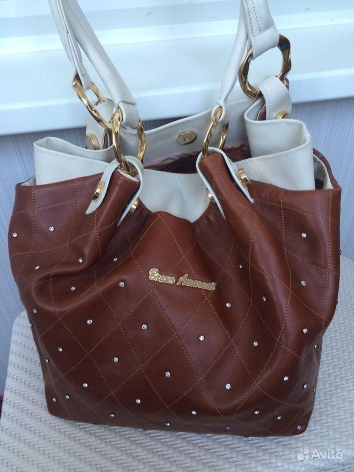 Дизайнерские сумки ручной работы Bruno Amaranti Бруно