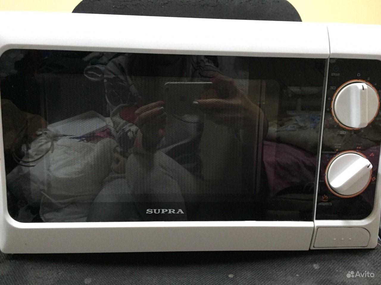 Микроволновая печь supra.  Санкт-Петербург