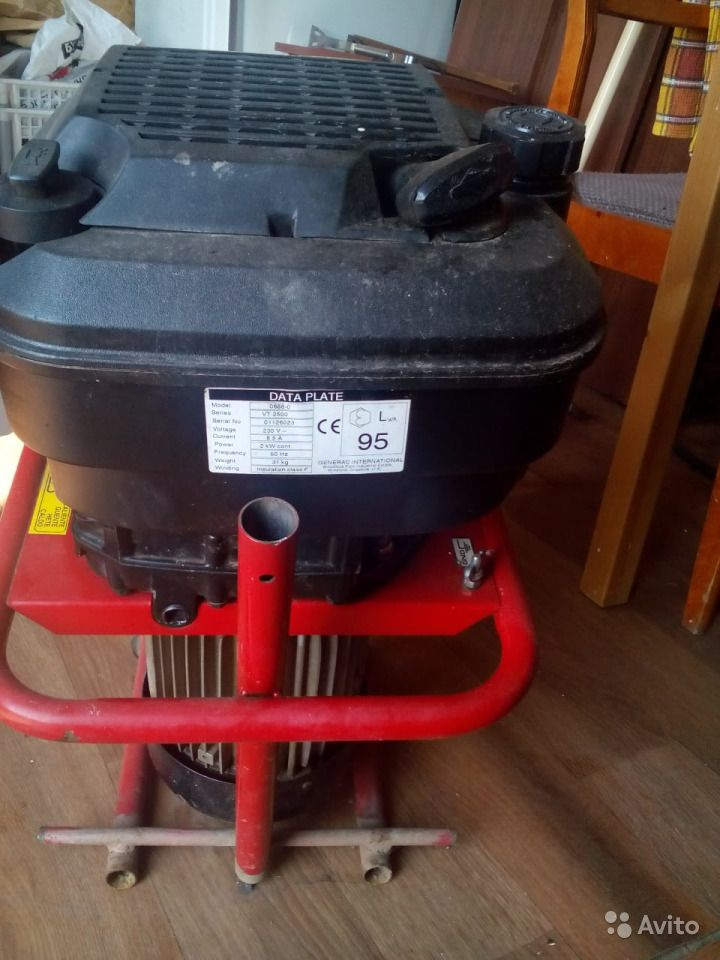 Купить генератор бензиновый patriot gp 1510