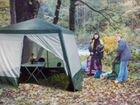 Шатер палатка.  Шатры для отдыха и туризма.  NODIA.RU.