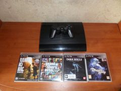 PlayStation 3 SuperSlim 500gb