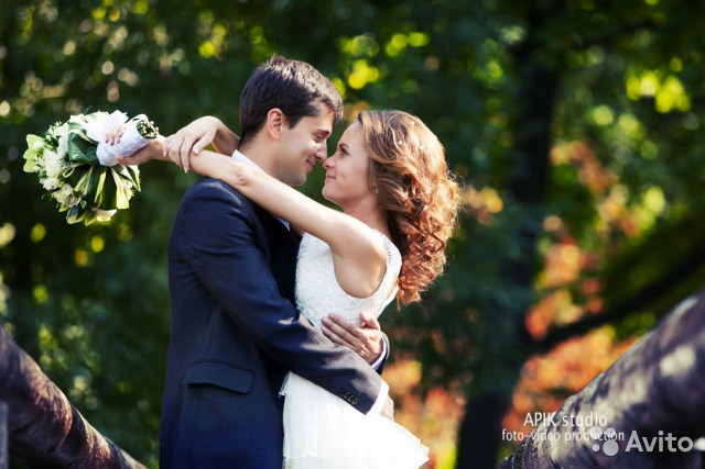 Авито услуги фотографа на свадьбу
