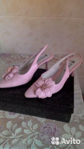 Розовые Туфли с Цветком - CDolls ru