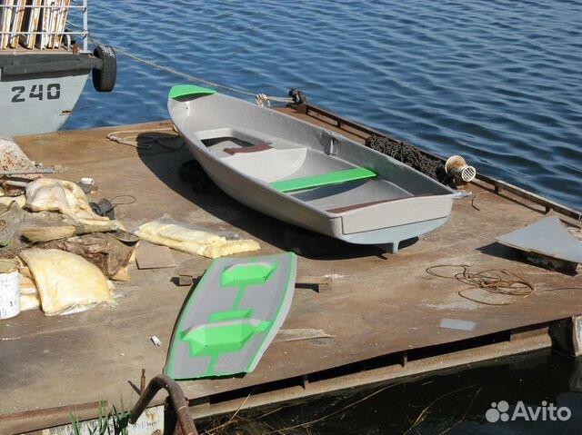Гребная лодка sf 390 кефаль