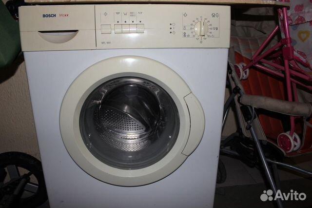 Ремонт стиральной машины бош 1610