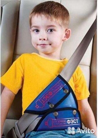 Накладки на ремень безопасности для детей