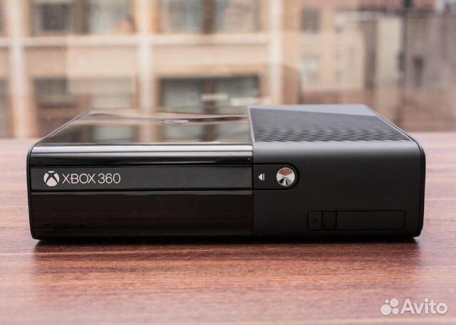 Xbox 360 e konsole manual