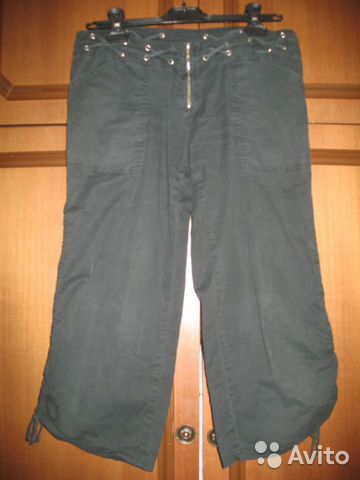Легкие летние брюки