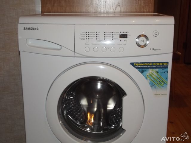 Устройство и ремонт стиральных машин «samsung».