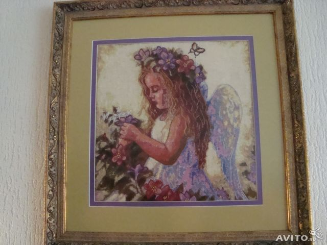 """""""Цветочный ангел"""" купить в"""