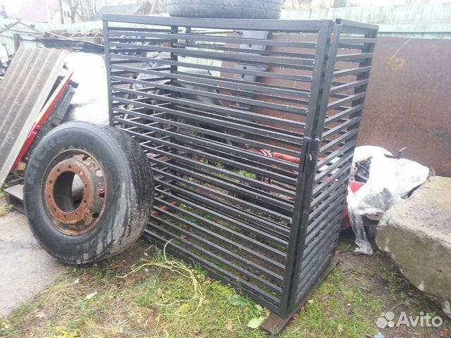 Клетка для накачки грузовых колес своими руками - Zdravie-info.ru