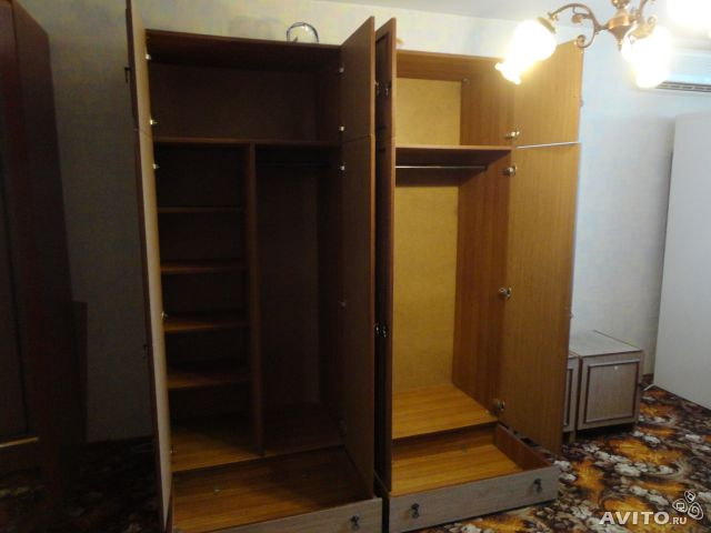Спальный шкаф
