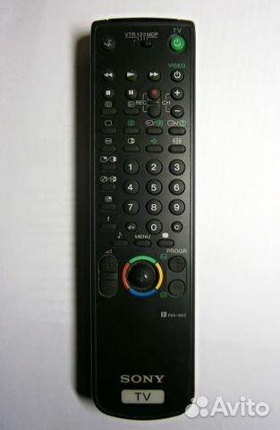 Sony RM-862 (сервисный пульт)