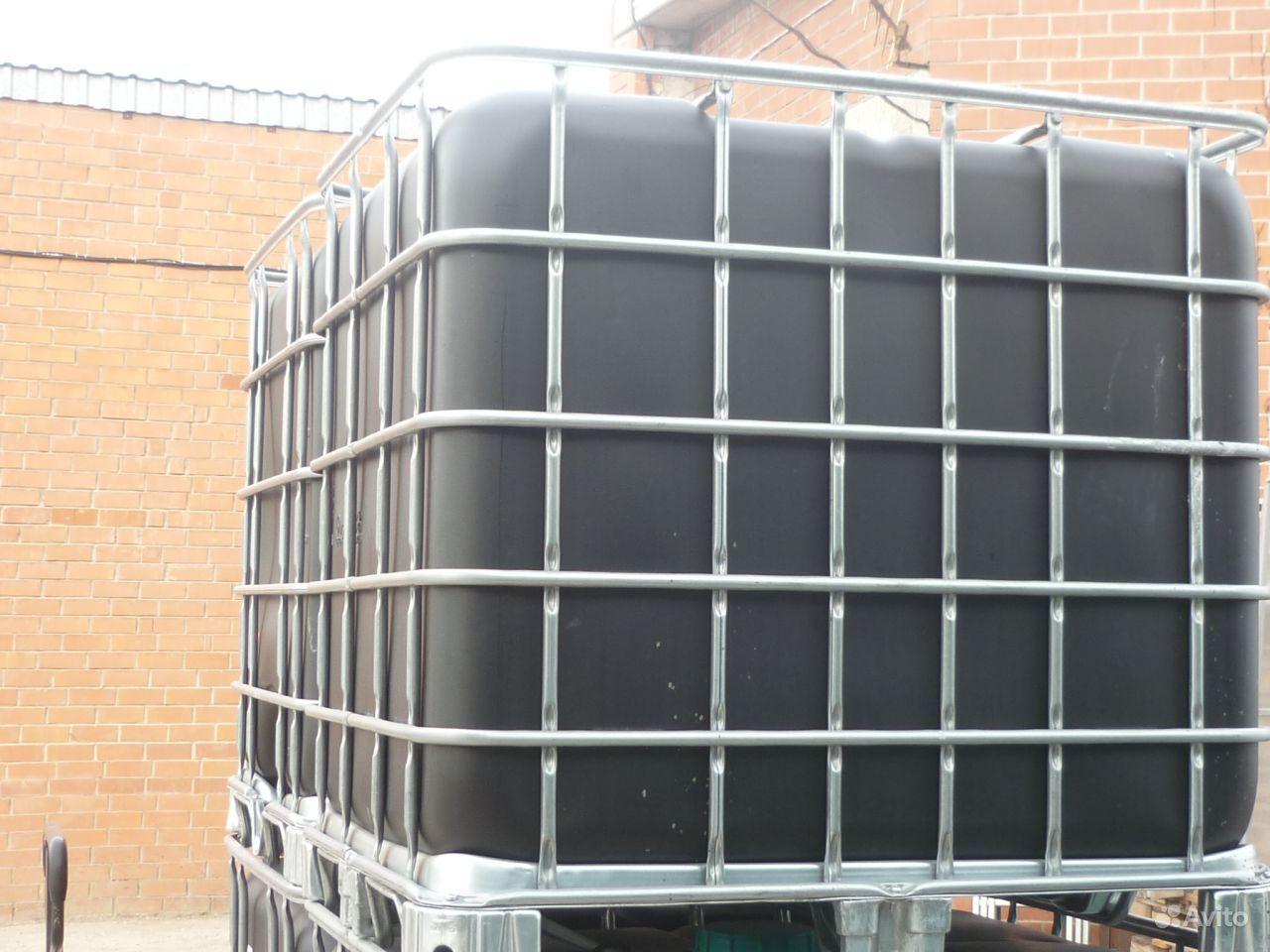 Купить кубические емкости еврокубы для воды в Москве