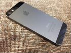 iPhone 5s(Space Gray) 16gb