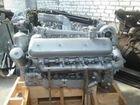 Двигатель ямз 7513