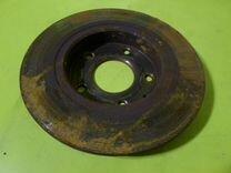 Тормозной диск Задний Mazda Мазда 3 BM 2013-19г