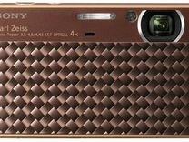 Цифровой фотоаппарат Sony Cyber-shot DSC-Т99D — Фототехника в Москве