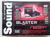 Creative Sound Blaster Recon3D Fatal1ty Champion