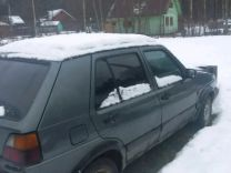Volkswagen Golf 1.6мт, 1992, хетчбэк