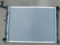 Киа сид (с 2012) Радиатор охлаждения