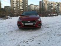 Hyundai Solaris, 2017 г., Ульяновск