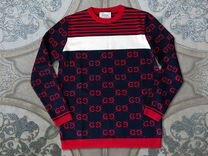 b08c331d8302 Кофта свитер Gucci купить в Нижегородской области на Avito — Объявления на  сайте Авито