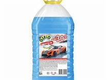 Незамерзающая жидкость Gleid Supreme -30 — Запчасти и аксессуары в Красноярске