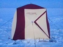 Палатка Cube