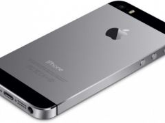 iPhone 5S с Тouch ID