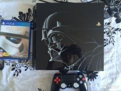 PS4 1TB Star Wars Battlefront