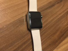 Apple Watch 38mm Stainless Stel