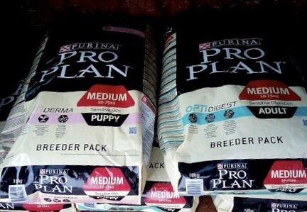 Продам корм Pro Plan