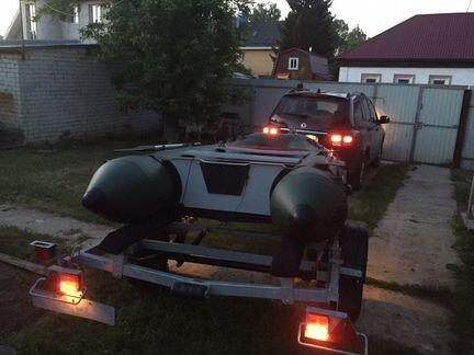 Лодка Aguamarine 330 пвх объявление продам
