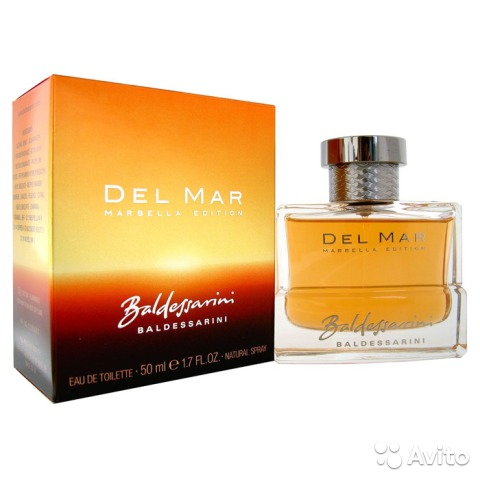Baldessarini DEL MAR marbella edt 90 ml. тестер