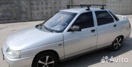 Фото №23 - багажник на ВАЗ 2110 на крышу