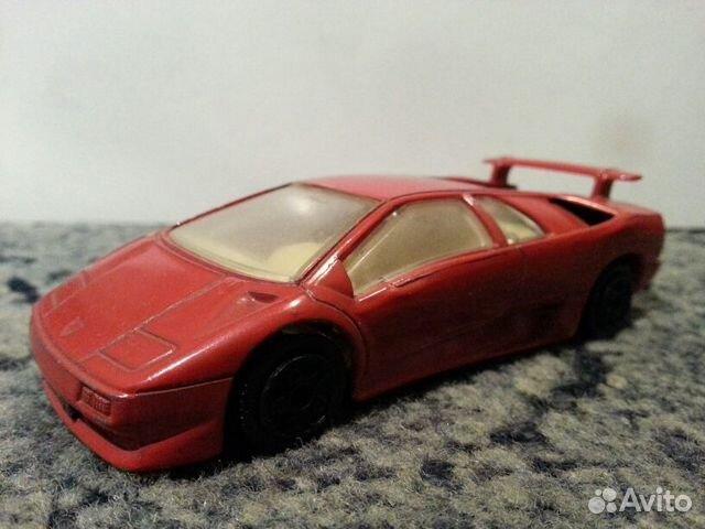 Lamborghini Diablo 1 43 Bburago Kupit V Respublike Tatarstan Na
