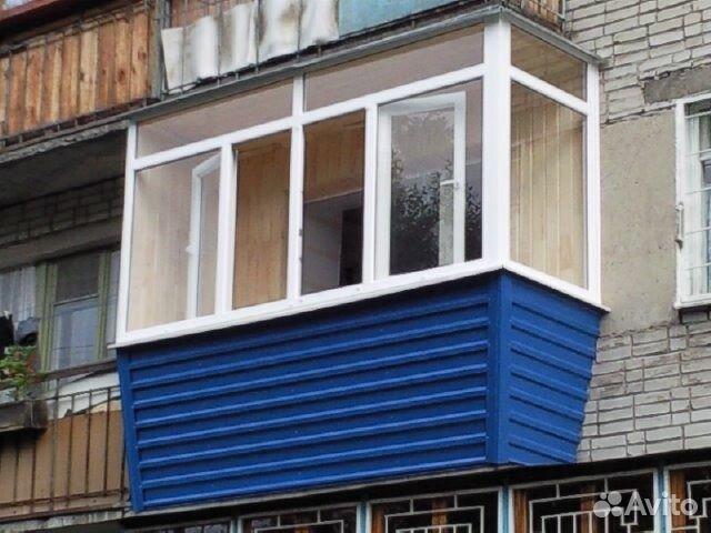 Остекление балконов купить в курганской области на avito - о.