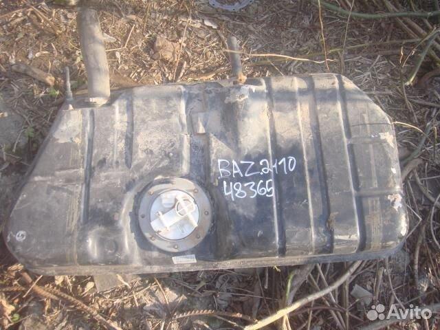 Фото №3 - бензобак ВАЗ 2110 инжектор