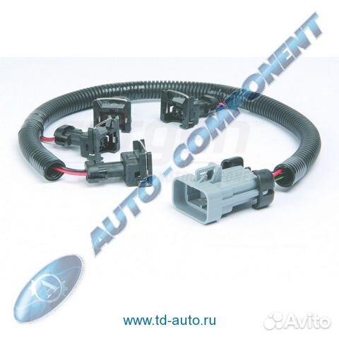 Фото №23 - проводка форсунок ВАЗ 2110
