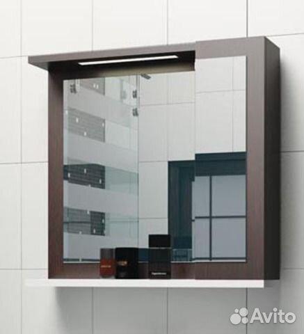 Зеркальный шкаф  комнату