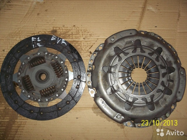 Замена сцепления Форд Фокус 3 . Стоимость замены сцепления ...