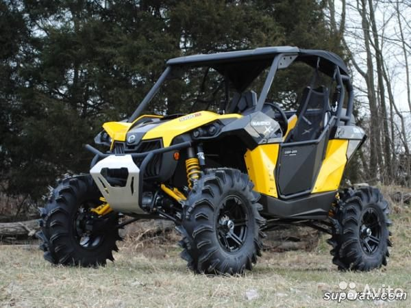 "Лифт-кит ""superatv"" 3"" для CAN-AM maverick— фотография №1"