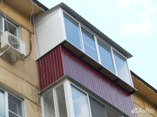 Балконы липецк цены.