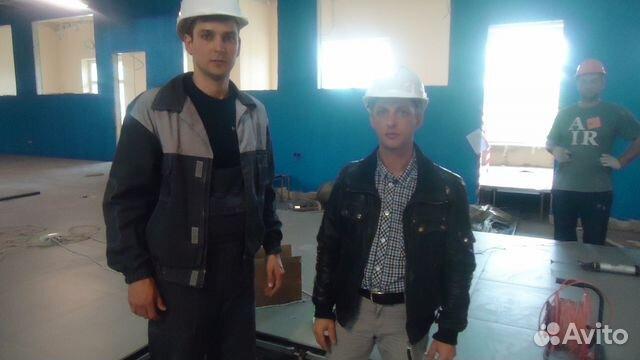 Работа монтажник фальшполов санкт-петербург
