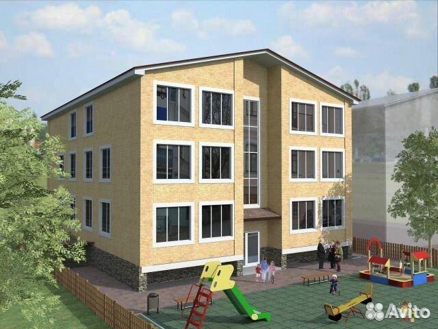2-к квартира, 61 м², 3/4 эт.