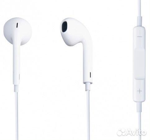 Оригинальные наушники Apple EarPods MD827ZM A— фотография №1 237bedf3990e7