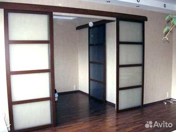 роллеты раздвижные двери